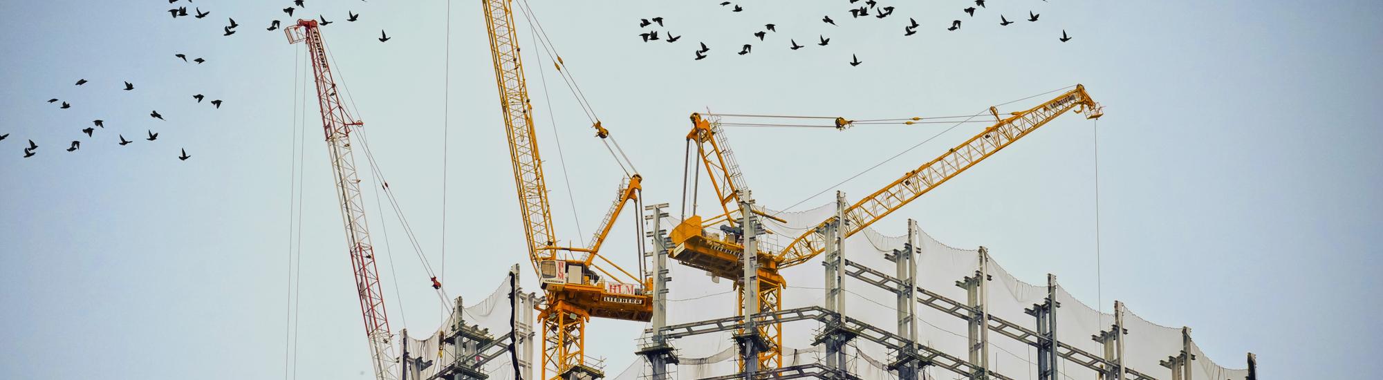 Építkezés munkavédelem